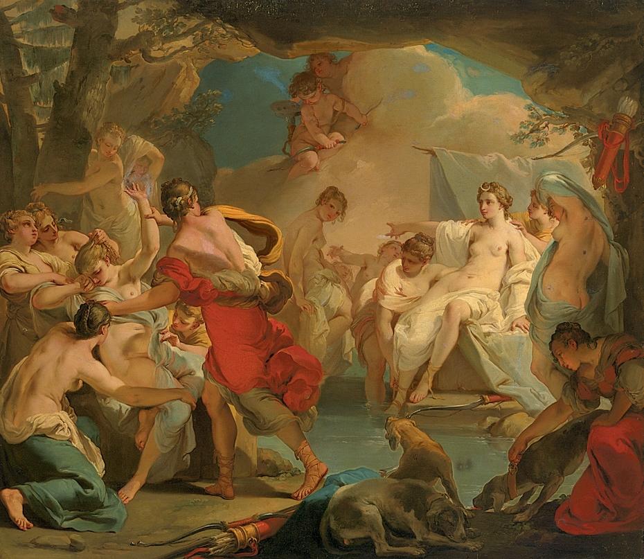 Diana and Callisto