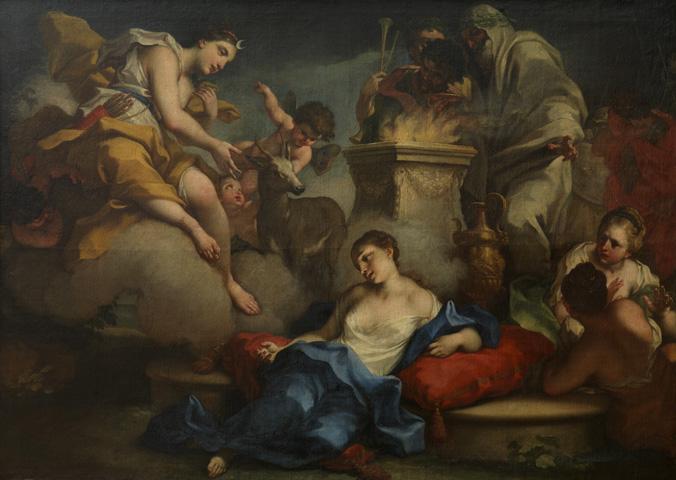 Die Opferung der Iphigenie