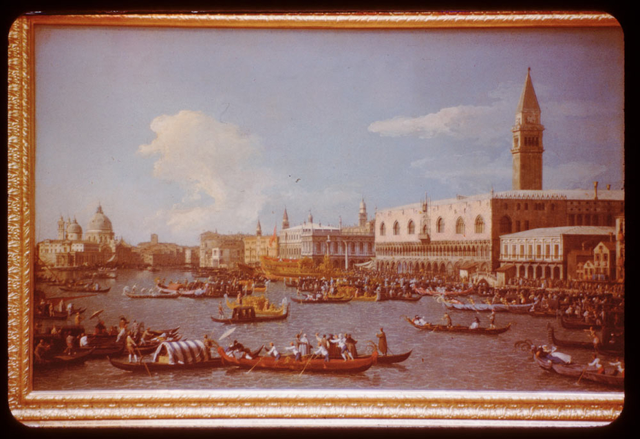 Embarkation of the Doge of Venice, for the Ceremony of the Marriage of the Adriatic