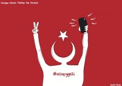 Erdogan Blames Twitter for Protests