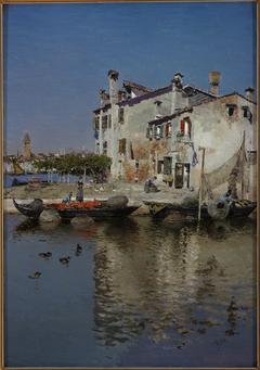Fishermen's Houses, Giudecca
