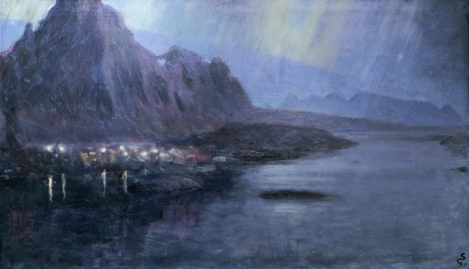 From Svolvær