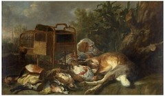Fruits of the Hunt with a Dog