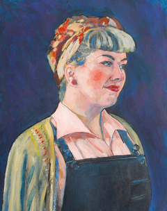 Gemma. Cleveland Art Society Model