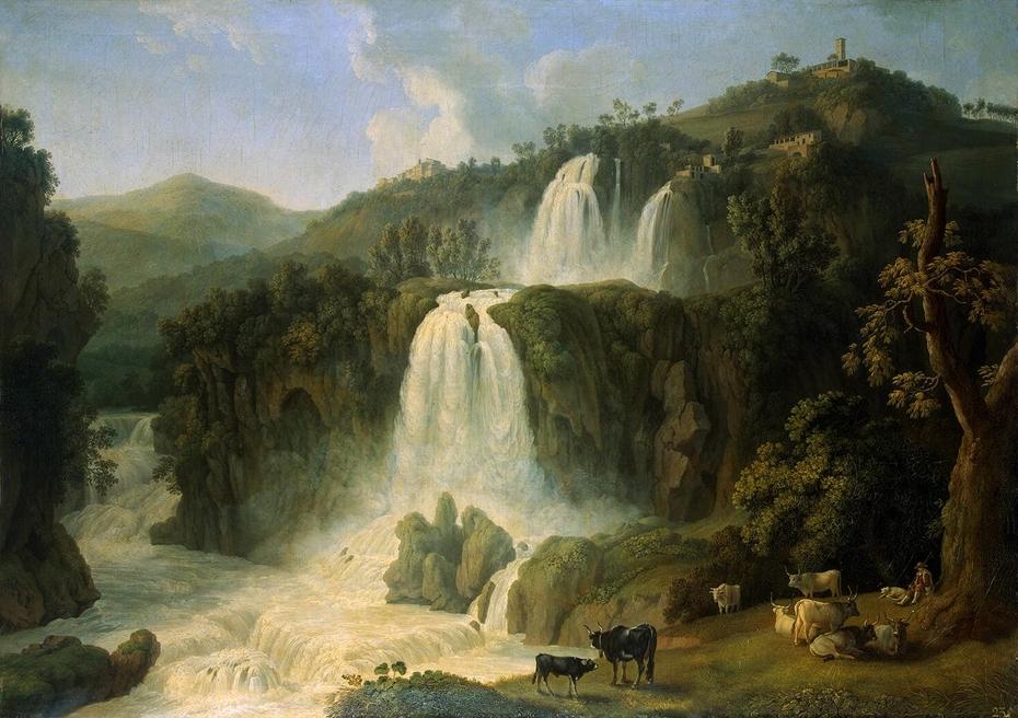 Great Cascades at Tivoli