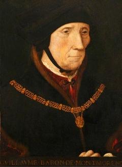Guillaume de Montmorency (1455-1531)
