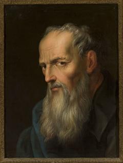 Head of an old man (St. Paul?)