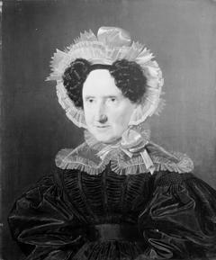 Hedevig Margrethe Thomsen, f. Jürgensen. Museumsmanden  C.J. Thomsens moder