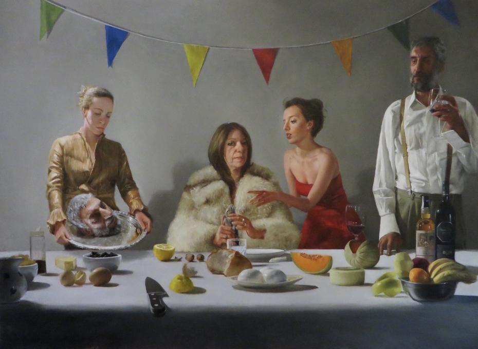 Herod's Banquet