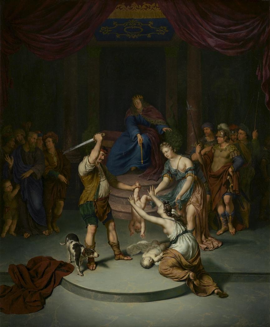 Het oordeel van Salomo