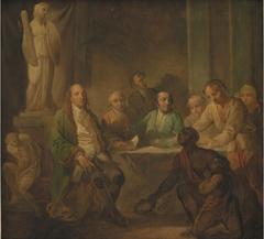 Homage to Benjamin Franklin