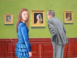 Homage to Vermeer