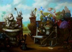 Волшебный сад и загадочное письмо