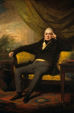 John Campbell, 1st Marquess of Breadalbane, 1762 - 1834. Soldier and statesman