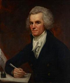 John McArthur, 1755 - 1840. Writer on naval topics