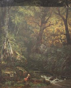 La Cascade du Gros-Hêtre aux Eaux-Bonnes