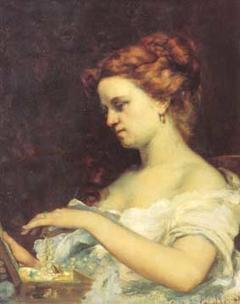 La femme aux bijoux