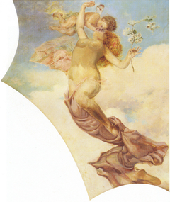 La Primavera, allegory of spring