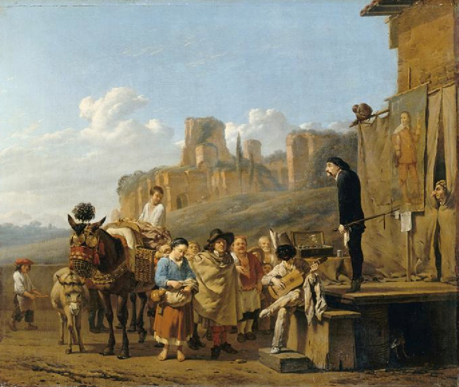 Les Charlatans italiens