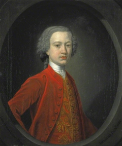 Lord Charles Gordon, 1721 - 1780