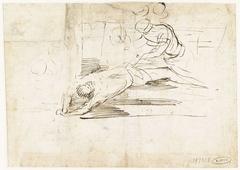 Marteling van de Heilige Erasmus