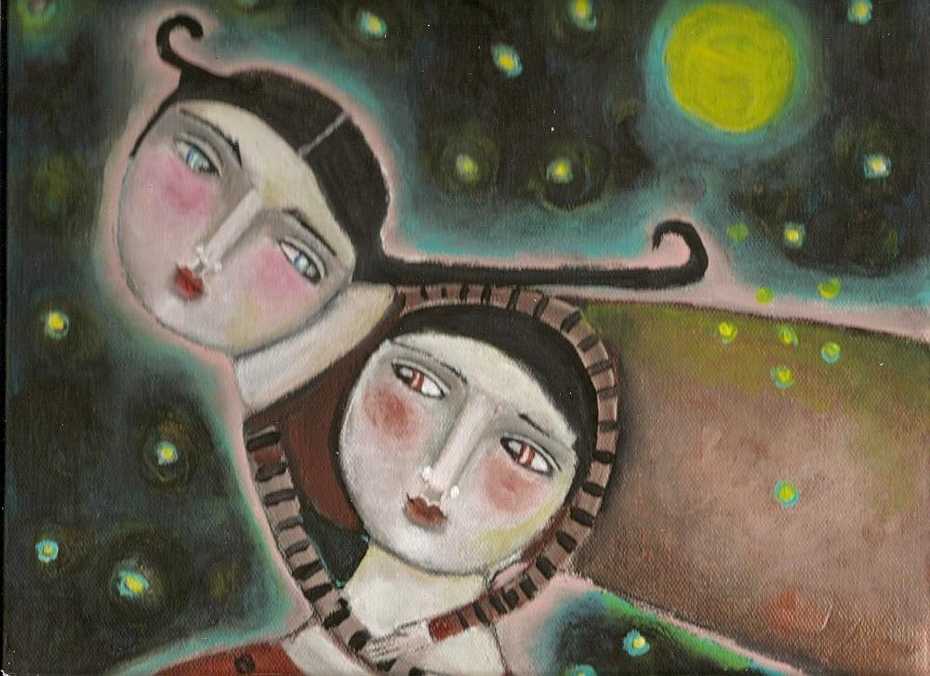 Moonlight drifters