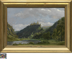 Mountain landscape near Vianden