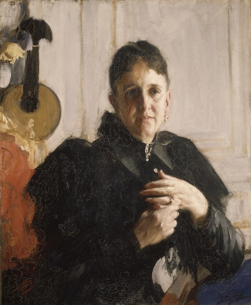 Mrs. John Crosby Brown (Mary Elizabeth Adams, 1842–1918)