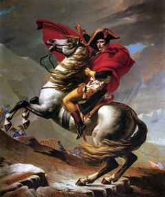 Napoleon am St. Bernhard