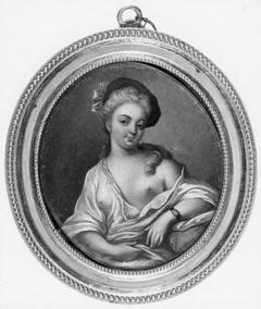 Okänd kvinna