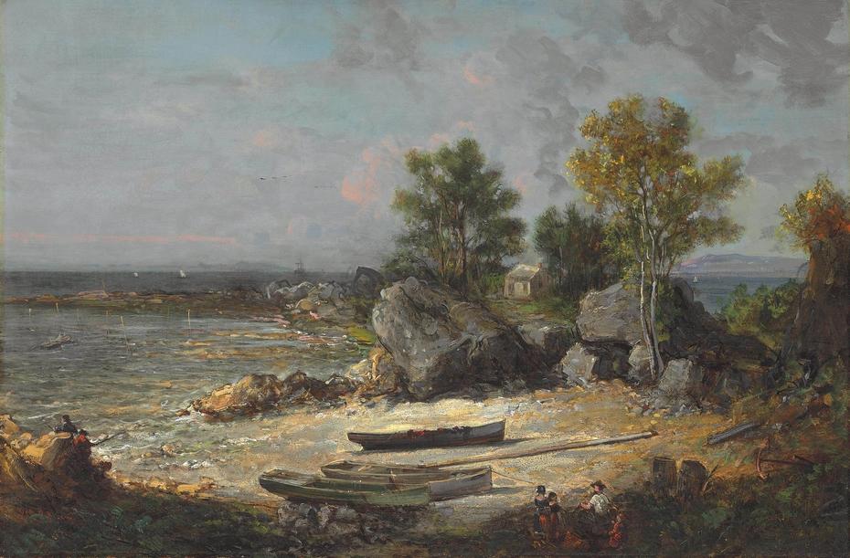 Oysterman's Hut