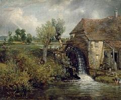 Parham's Mill, Gillingham, Dorset