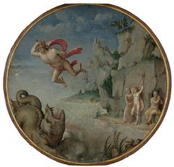 Persée et Andromède