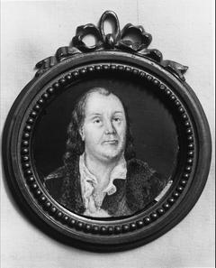 Plaque Portrait of Benjamin Franklin