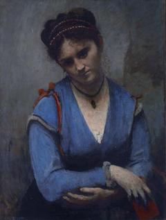 Portrait de Mariette Gambay