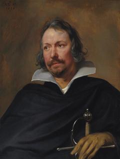 Portrait of a Cavalier
