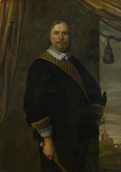 Portrait of a Dutch Commander (?)