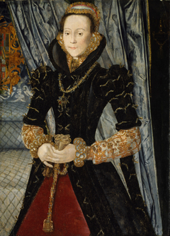Portrait of a Lady of the Wentworth Family (Probably Jane Cheyne)
