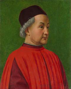 Portrait of a Man (Domenico Ghirlandaio)