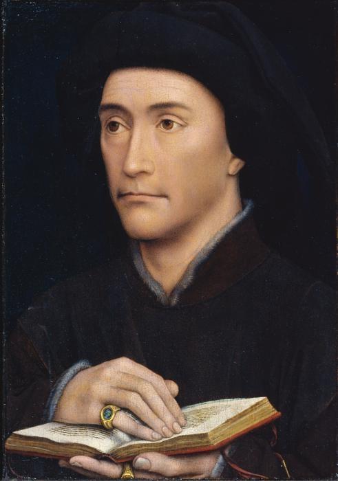 Portrait of a Man (Guillaume Fillastre?)