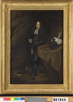 Portrait of a man, possibly Cosimo III de'Medici