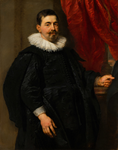 Portrait of a Man, possibly Peter van Hecke (1591-1645)