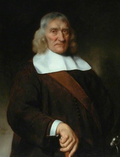 Portrait of a Venerable-Looking Old Man