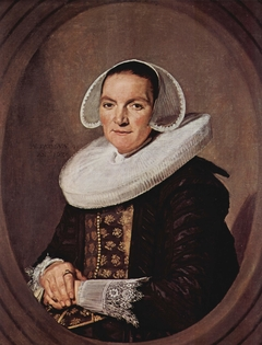 Portrait of a woman aged 41