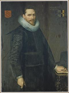 Portrait of Adriaan de Kies van Wissen (1582-1664), 1616