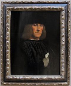 Portrait of Bernardo di Salla
