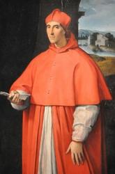 Portrait of Cardinal Alessandro Farnese