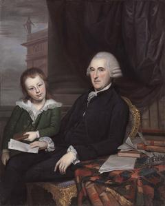 Portrait of Chief Justice Thomas McKean and His Son, Thomas McKean, Jr.