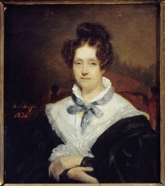Portrait of Cornélia Scheffer-Lamme