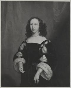 Portrait of Cornelia Strick van Linschoten